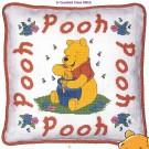 borduurpakket winnie de pooh, kussen