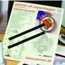 regelteller A4 model (incl. 2 magneten)