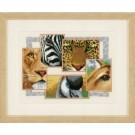 borduurpakket collage wildlife-2