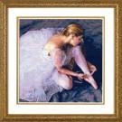 borduurpakket ballerina